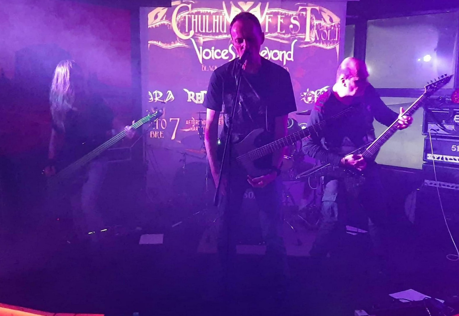 Hydra @ Cthulhu Fest